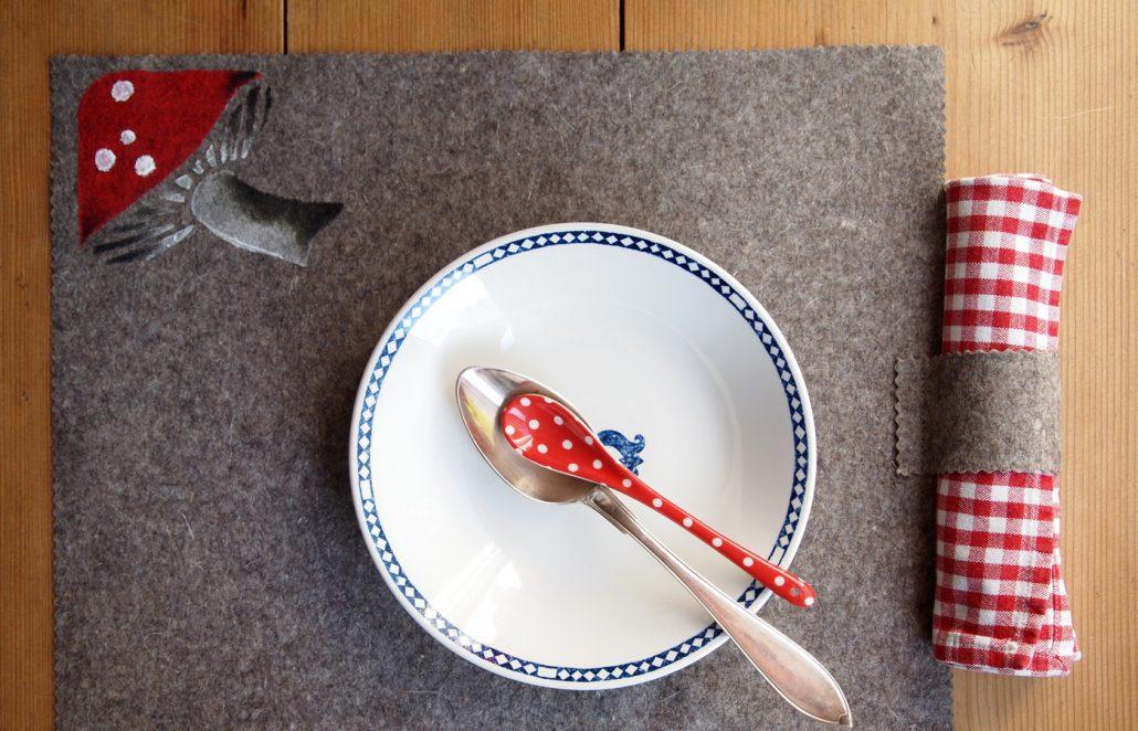 tischset filz stunning tischset with tischset filz. Black Bedroom Furniture Sets. Home Design Ideas